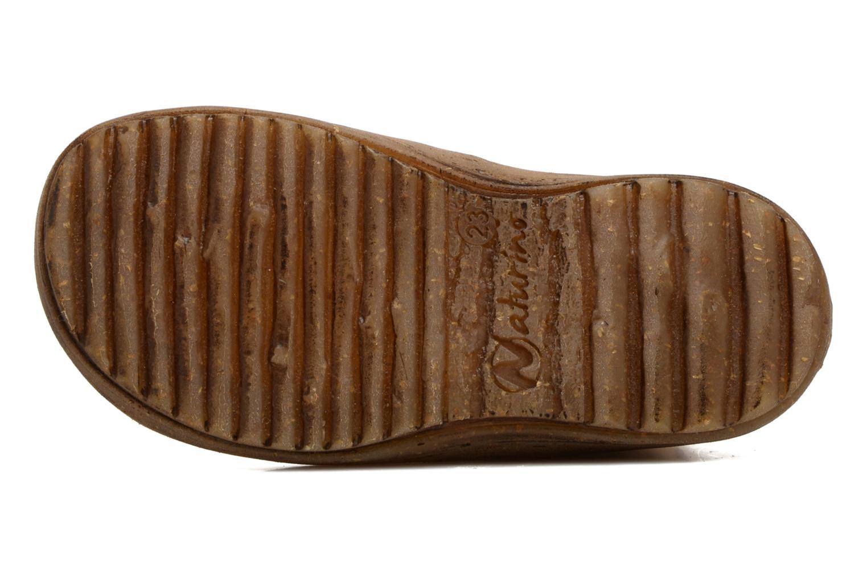 Boots en enkellaarsjes Naturino Storm Geel boven
