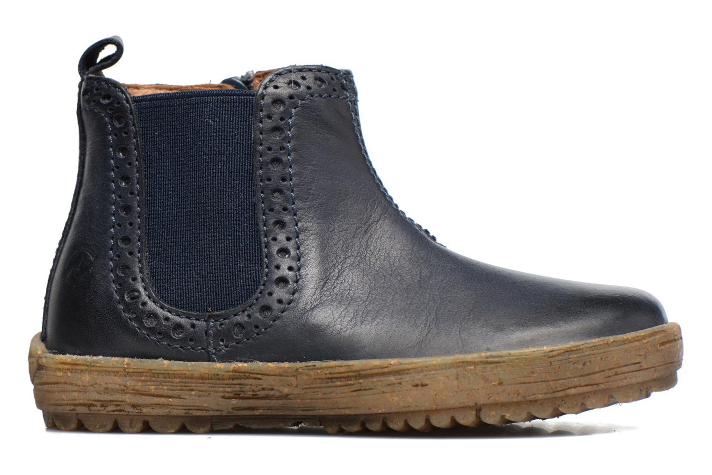 Boots en enkellaarsjes Naturino Storm Blauw achterkant
