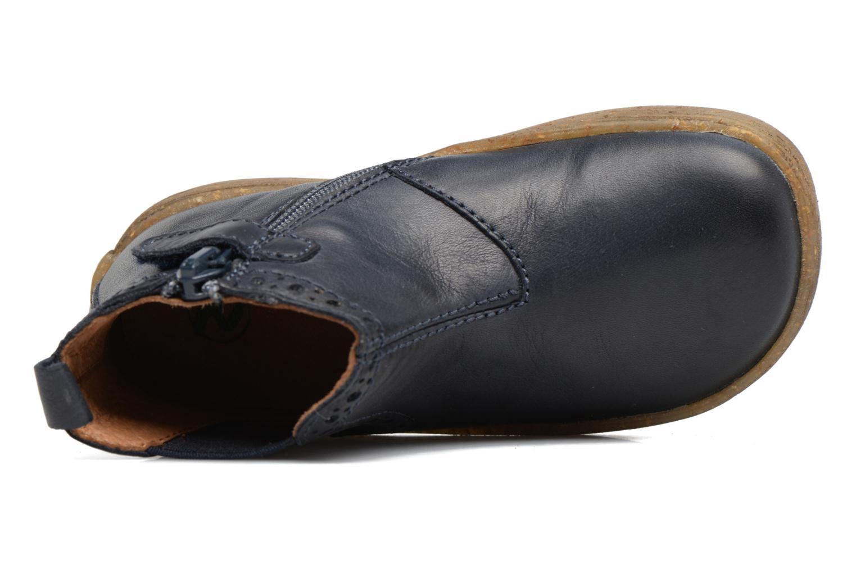 Boots en enkellaarsjes Naturino Storm Blauw links