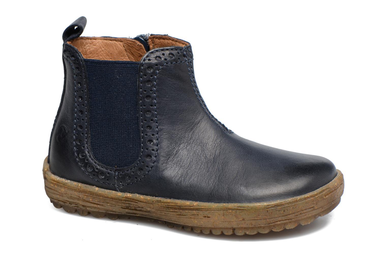 Boots en enkellaarsjes Naturino Storm Blauw detail