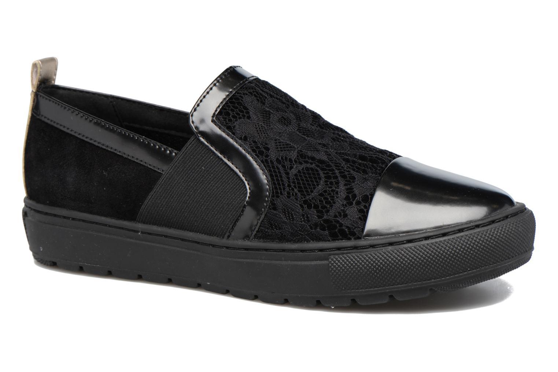 Marques Chaussure femme Geox femme D Breeda A D642QA Noir