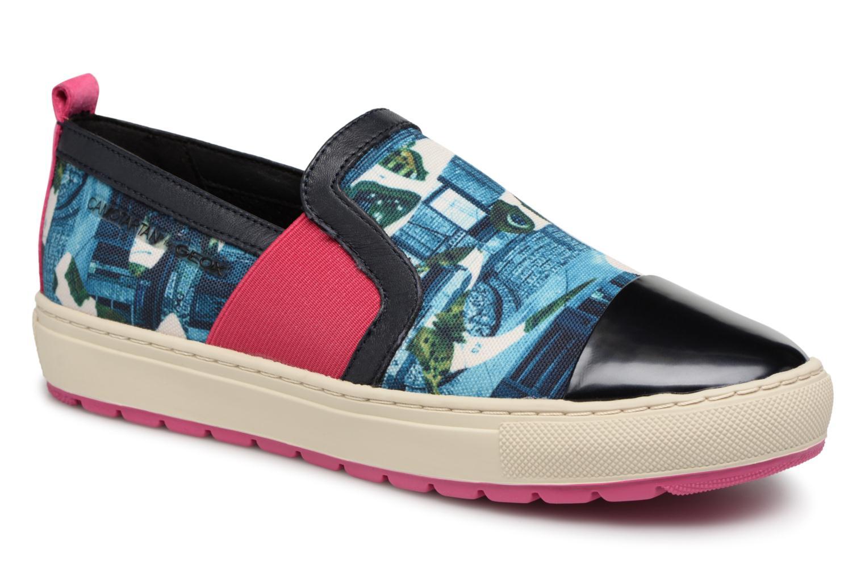 Grandes descuentos últimos zapatos Geox D Breeda A D642QA (Azul) - Deportivas Descuento
