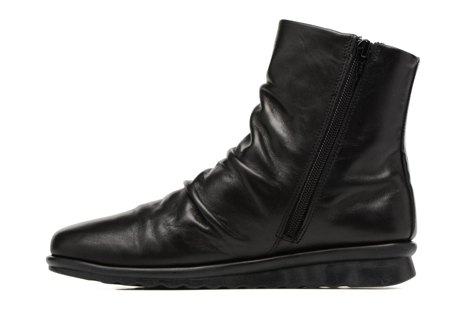 Ankle boots The Flexx Pan Fried Black front view
