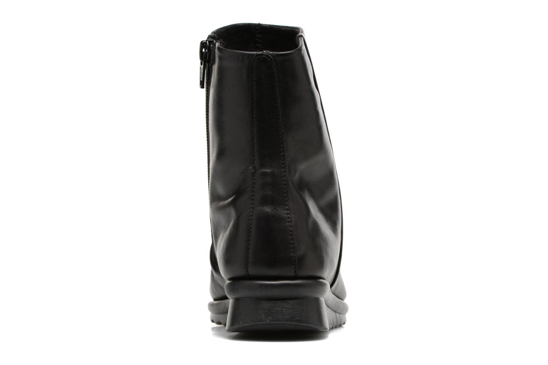Bottines et boots The Flexx Pan Fried Noir vue droite