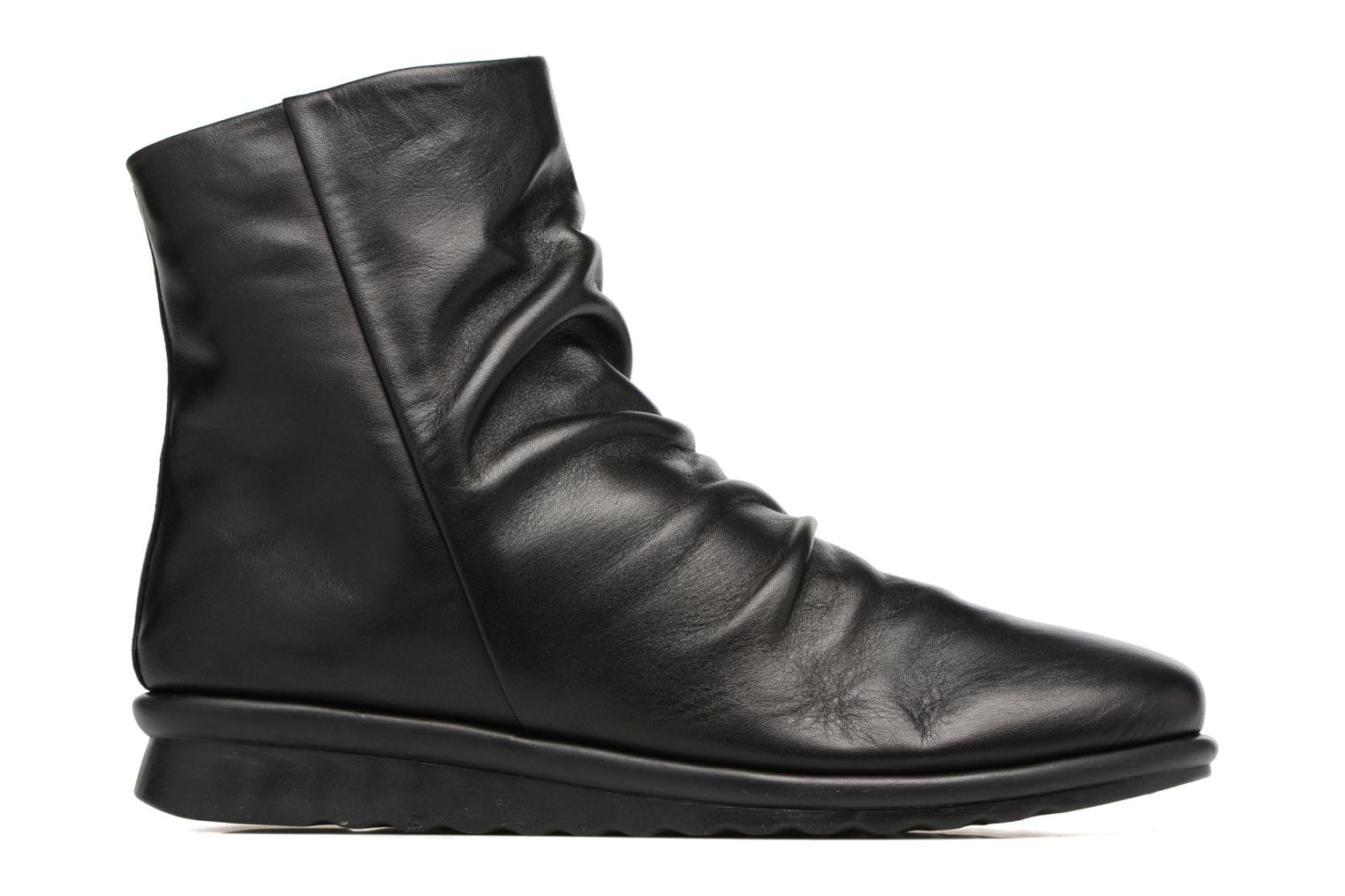 Ankle boots The Flexx Pan Fried Black back view