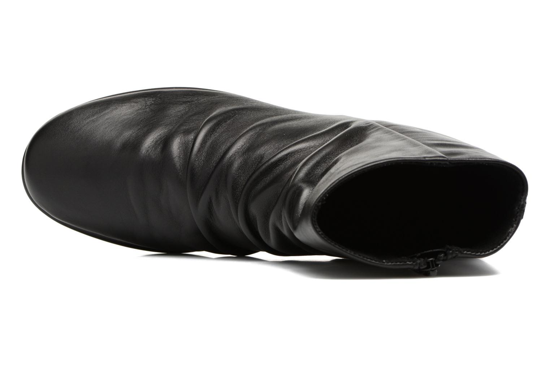 Pan Fried Black Cashmere