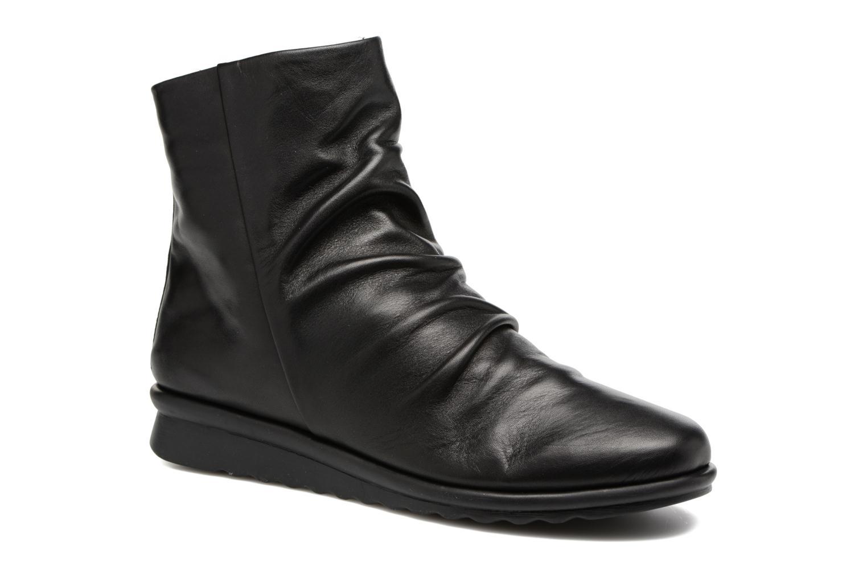 The Flexx Pan Fried (Noir) - Bottines et boots chez Sarenza (306146)