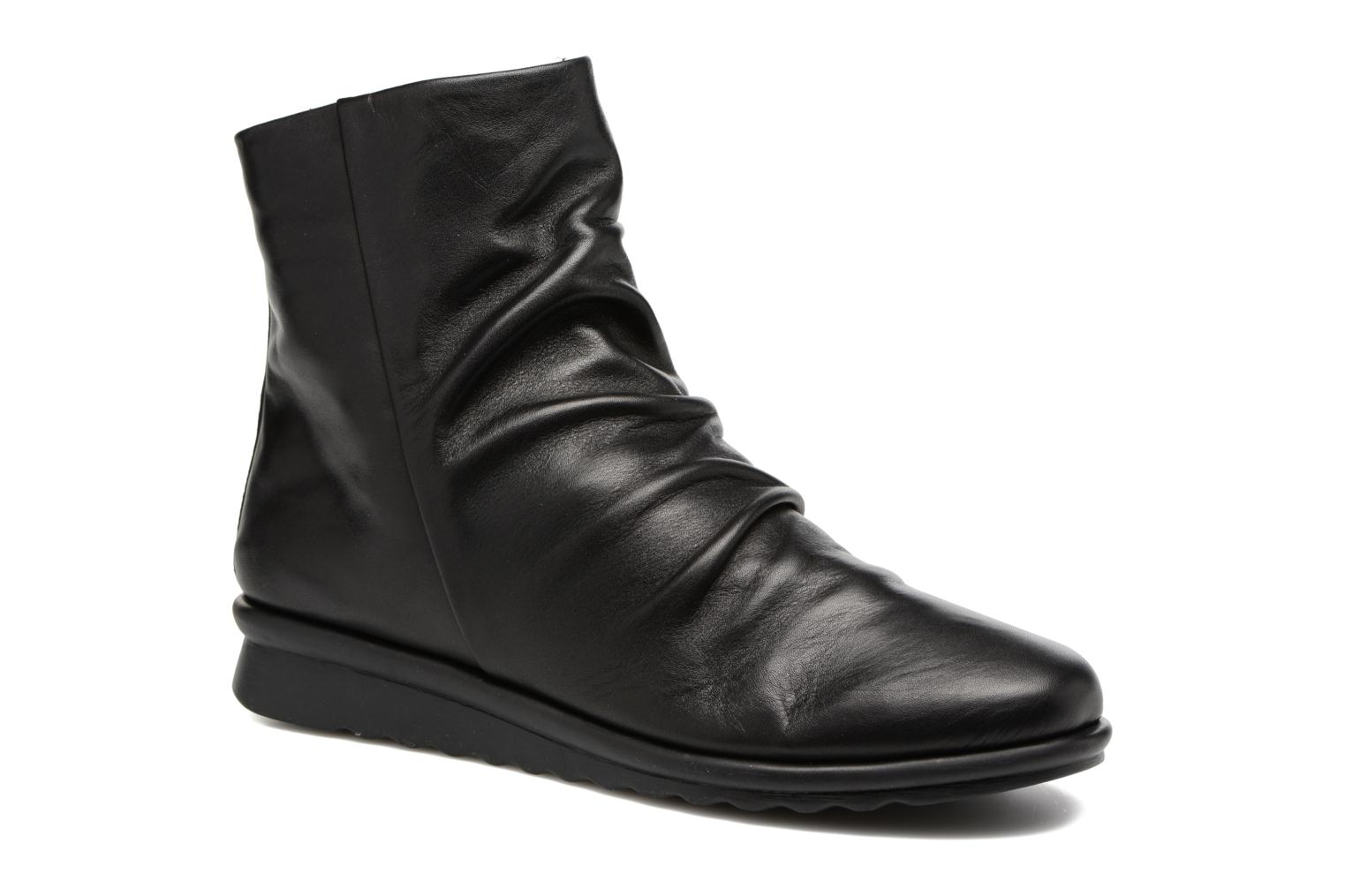 Ankle boots The Flexx Pan Fried Black detailed view/ Pair view