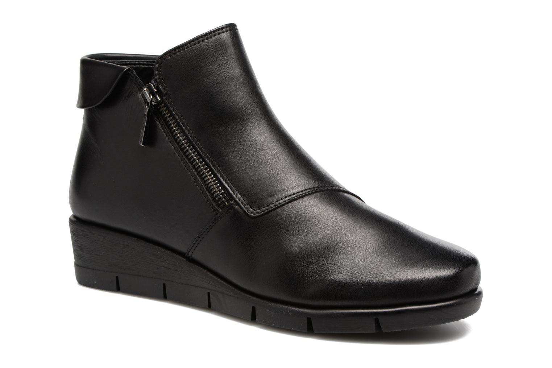 Bottines et boots The Flexx Pan Pete Noir vue détail/paire
