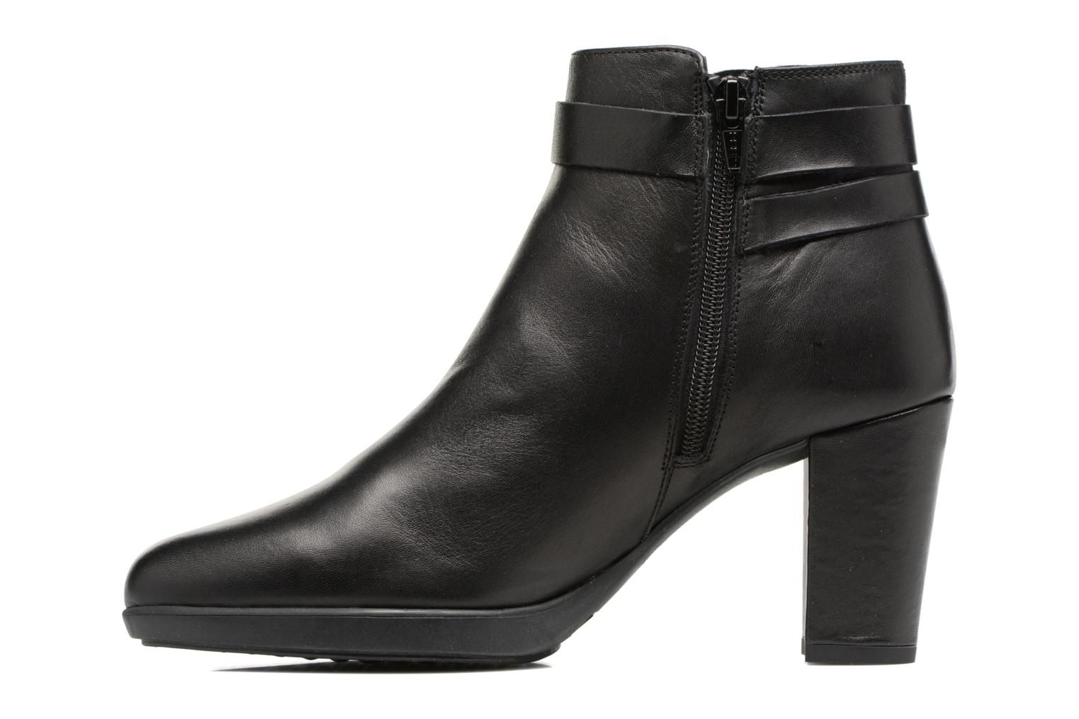 Bottines et boots The Flexx Minerva Noir vue face