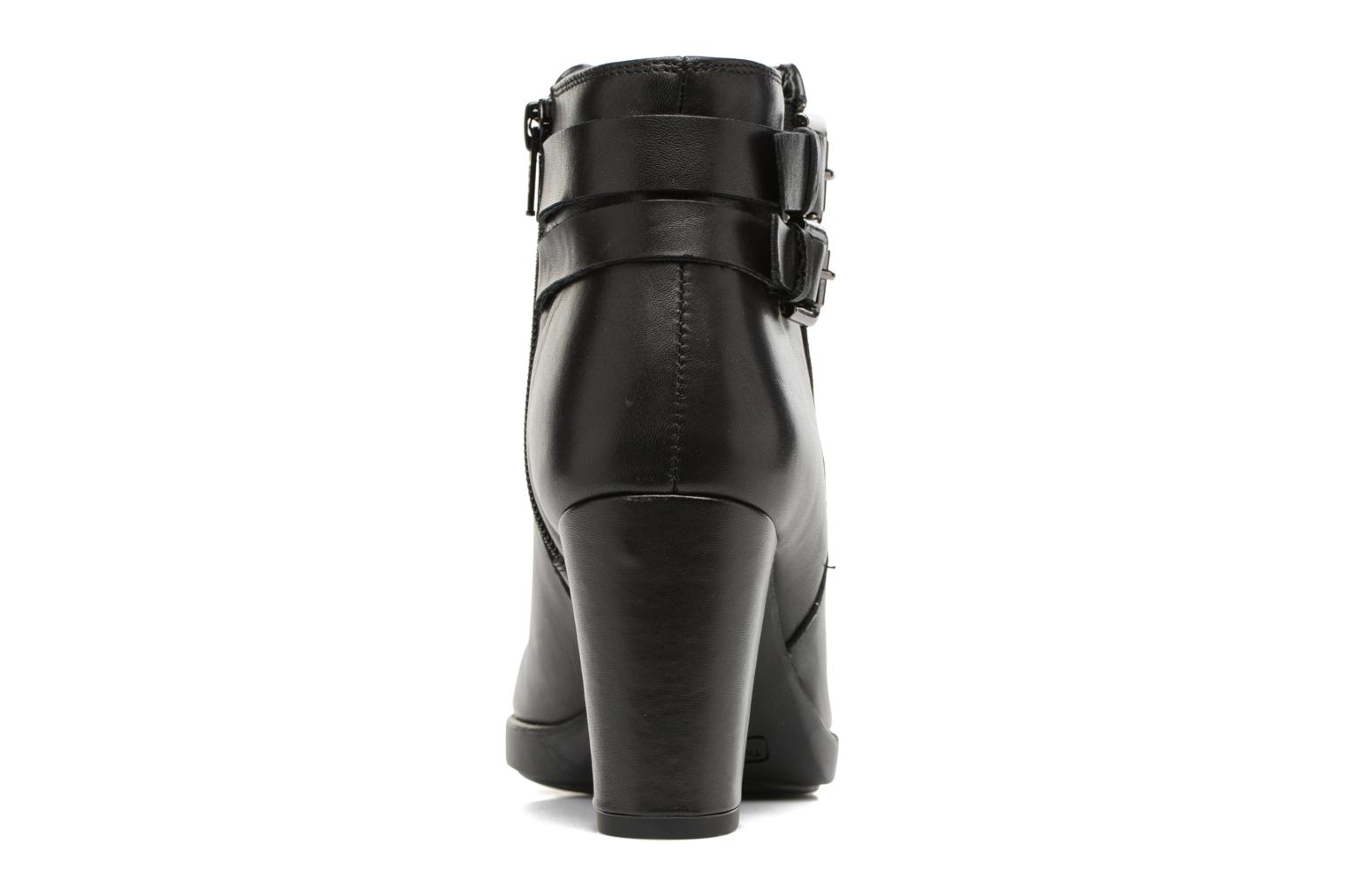 Ankle boots The Flexx Minerva Black view from the right
