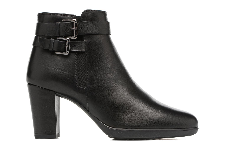 Bottines et boots The Flexx Minerva Noir vue derrière