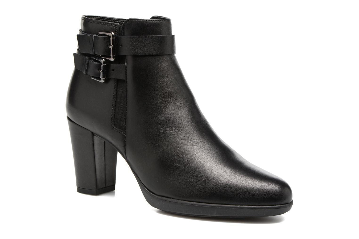 Ankle boots The Flexx Minerva Black detailed view/ Pair view