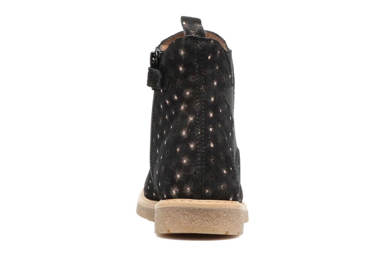 Bottines et boots Unisa Nevada Noir vue droite
