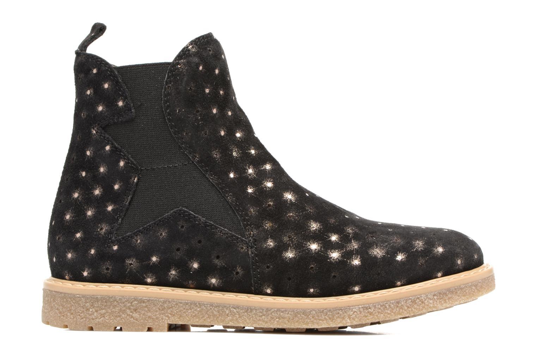 Bottines et boots Unisa Nevada Noir vue derrière