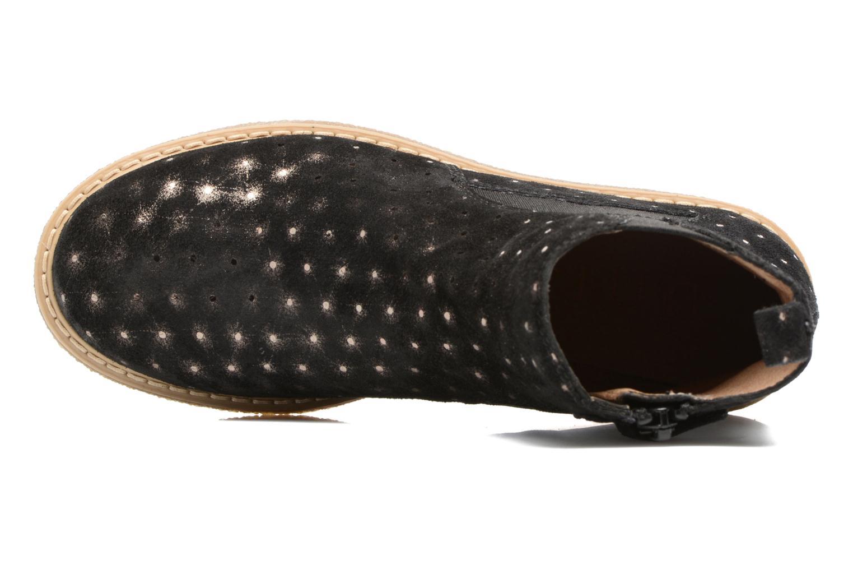 Bottines et boots Unisa Nevada Noir vue gauche