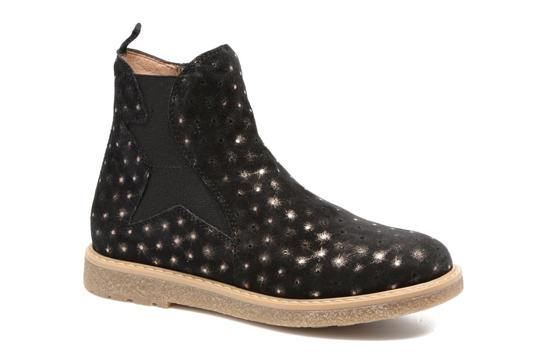 Bottines et boots Unisa Nevada Noir vue détail/paire
