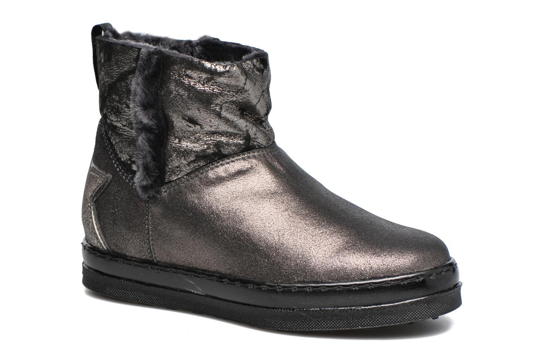 Boots en enkellaarsjes Unisa Fis Zwart detail
