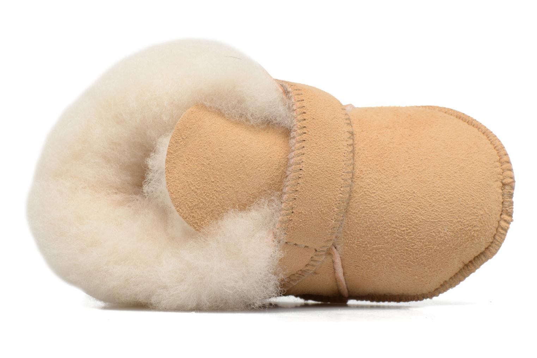 Pantoffels Little Mary BB Alaska Beige links