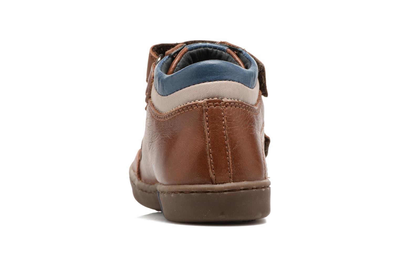 Sneakers Little Mary Cnickel Bruin rechts