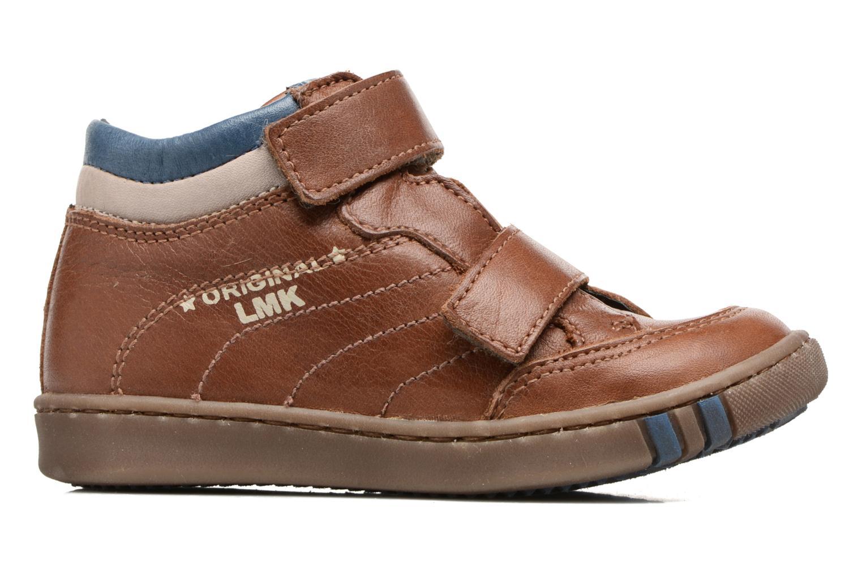 Sneakers Little Mary Cnickel Bruin achterkant