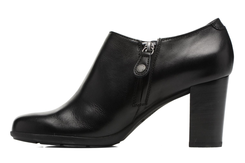Bottines et boots Geox D Annya A D745FA Noir vue face