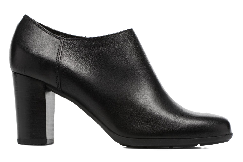 Bottines et boots Geox D Annya A D745FA Noir vue derrière