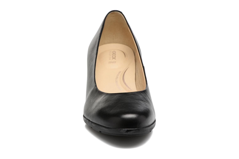 Escarpins Geox D Annya M.B D745VB Noir vue portées chaussures