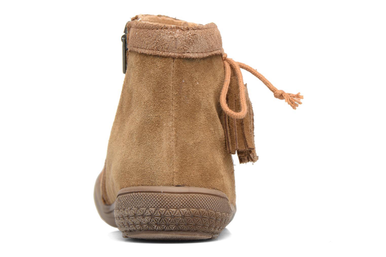 Bottines et boots Babybotte Ailodi Marron vue droite
