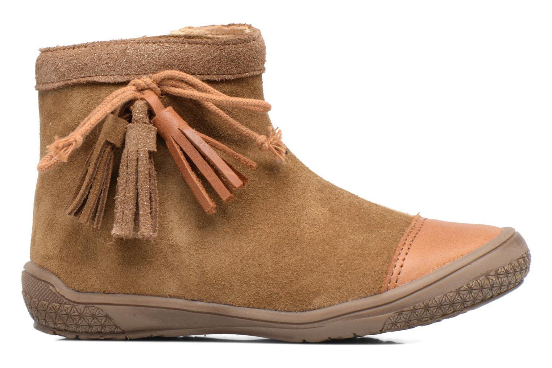 Bottines et boots Babybotte Ailodi Marron vue derrière