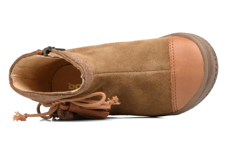 Bottines et boots Babybotte Ailodi Marron vue gauche
