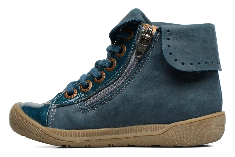 Bottines et boots Babybotte Actriss Bleu vue face