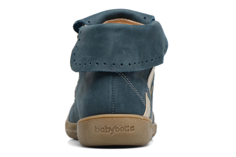 Bottines et boots Babybotte Actriss Bleu vue droite