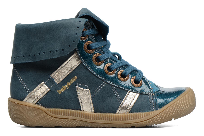 Bottines et boots Babybotte Actriss Bleu vue derrière