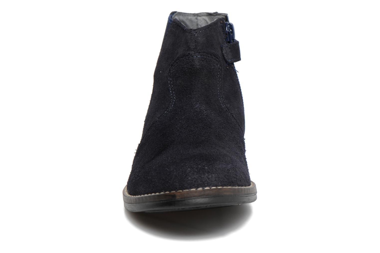 Bottines et boots Babybotte Nebuleuse Bleu vue portées chaussures