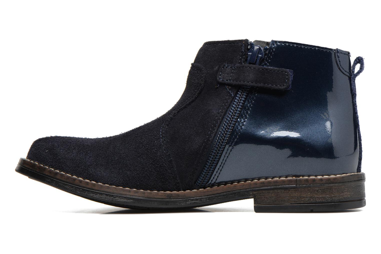 Bottines et boots Babybotte Nebuleuse Bleu vue face
