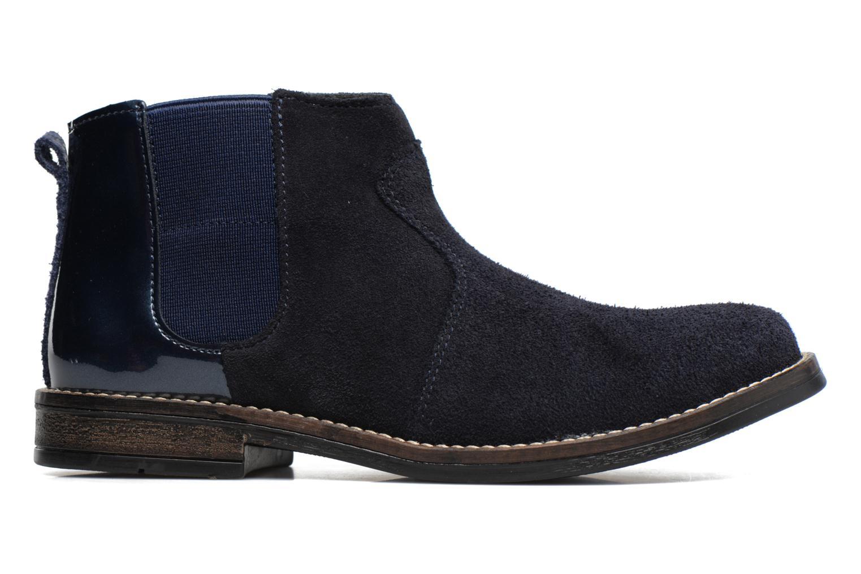 Bottines et boots Babybotte Nebuleuse Bleu vue derrière