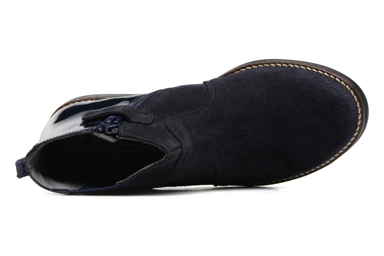 Bottines et boots Babybotte Nebuleuse Bleu vue gauche