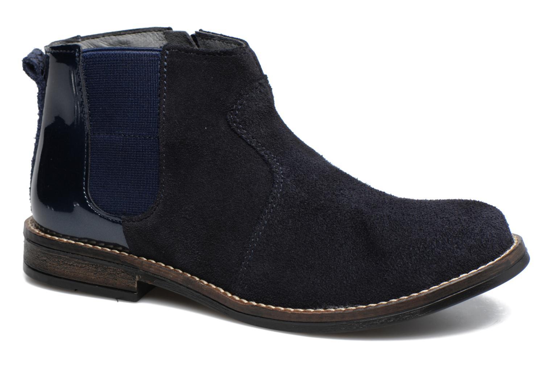 Bottines et boots Babybotte Nebuleuse Bleu vue détail/paire