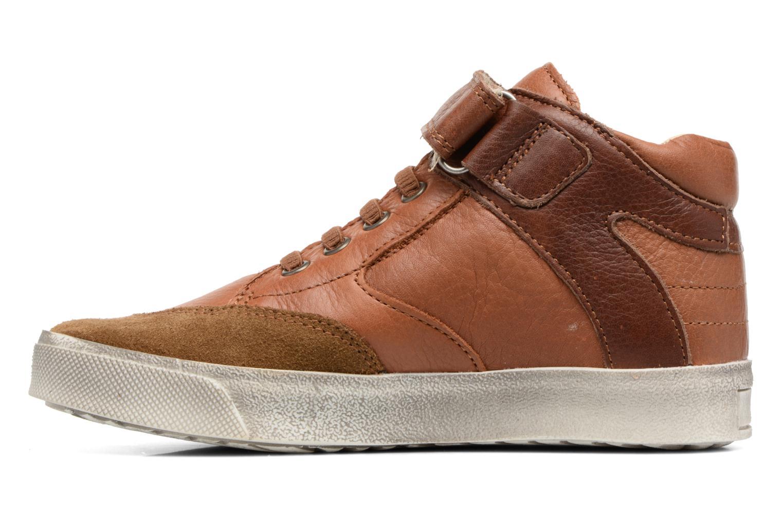 Sneakers Babybotte Karamel Marrone immagine frontale