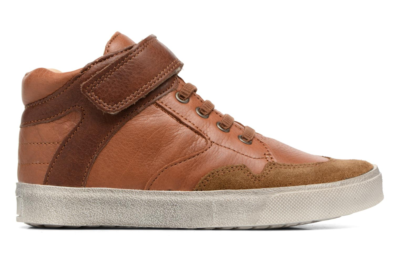 Sneakers Babybotte Karamel Marrone immagine posteriore