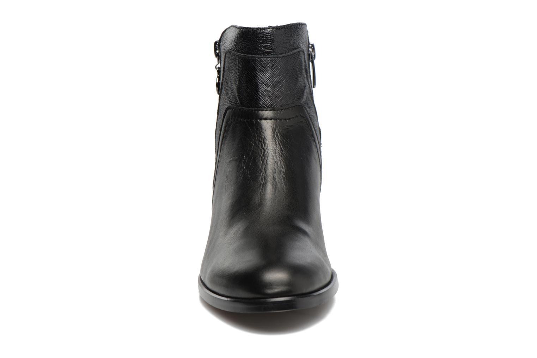 Bottines et boots Karston GLENO Noir vue portées chaussures