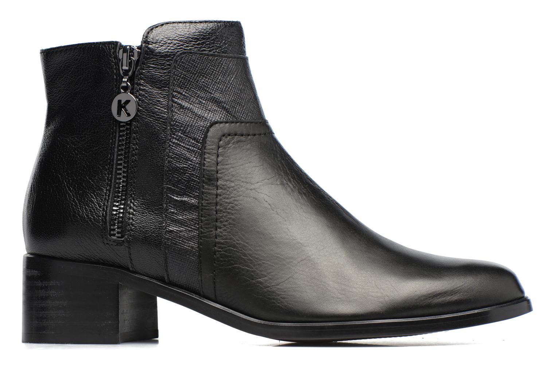 Bottines et boots Karston GLENO Noir vue derrière