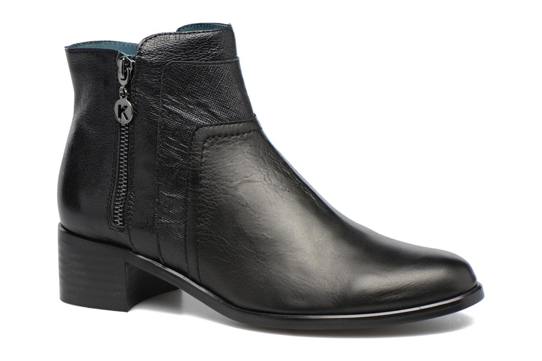 Bottines et boots Karston GLENO Noir vue détail/paire