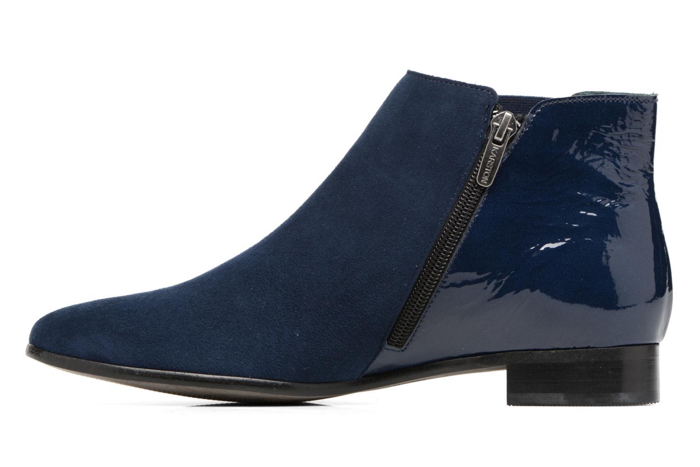 Stiefeletten & Boots Karston JONIL blau ansicht von vorne