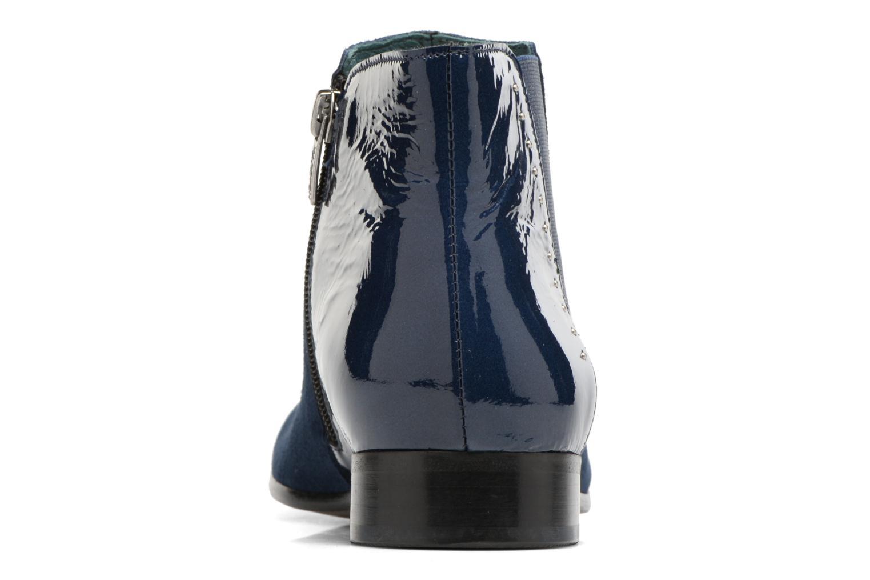 Boots en enkellaarsjes Karston JONIL Blauw rechts