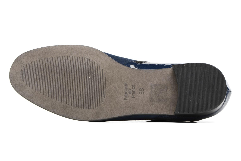 Stiefeletten & Boots Karston JONIL blau ansicht von oben