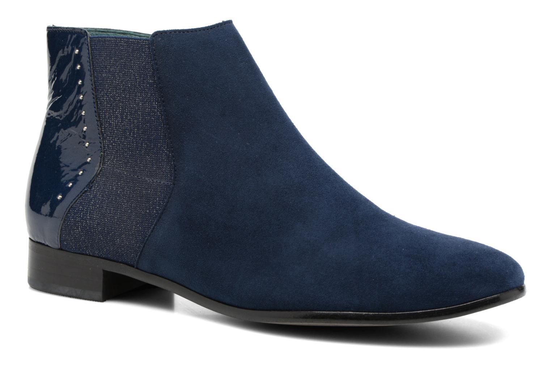 Stiefeletten & Boots Karston JONIL blau detaillierte ansicht/modell