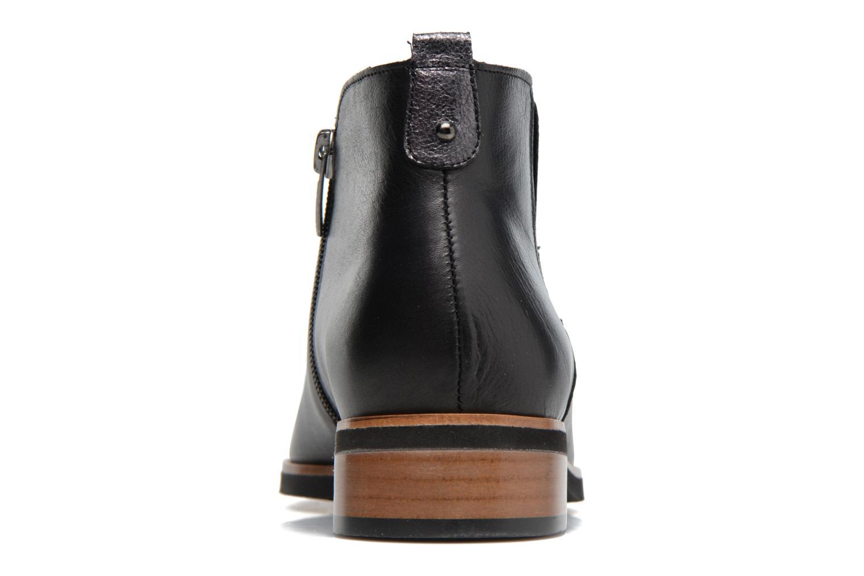 Bottines et boots Karston JIFOX Noir vue droite