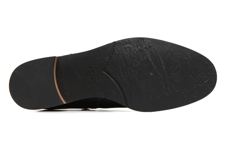 Bottines et boots Karston JIFOX Noir vue haut